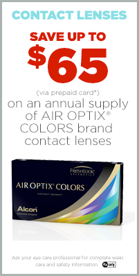 AFFORDABLE CONTACT LENSES