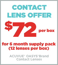 contact lens offer