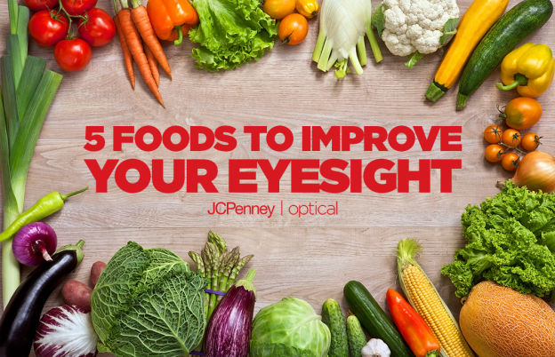 Foods to Improve Your Eyesight