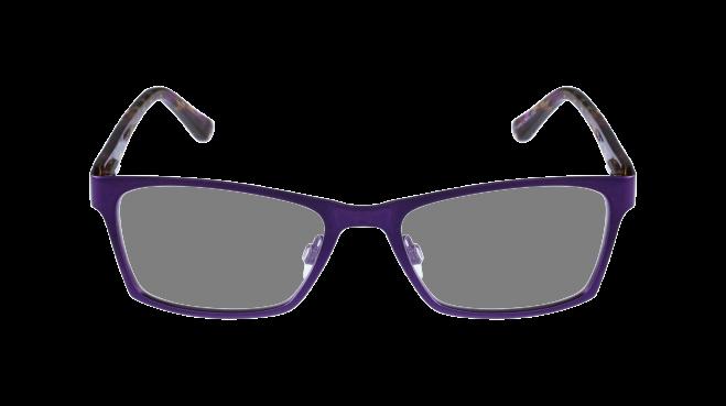 nicole by nicole miller purple glasses