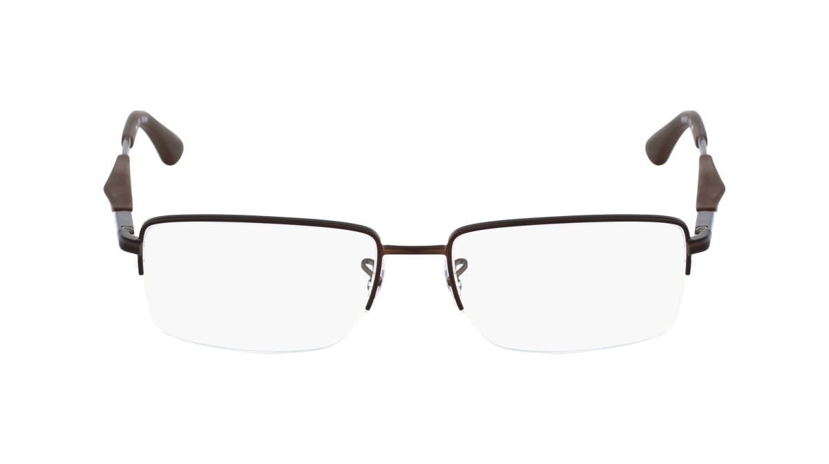 Ray Ban RB6285 Semi-rimless Eyeglasses - JCPenney Optical